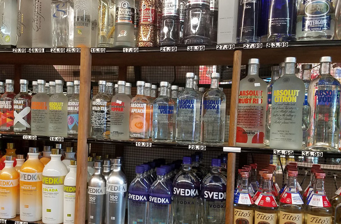 new product e0de2 1d921 Myrtle Beach Liquor   Mini Mart is THE hot spot at the beach for all  Arcadian Shores residents liquor needs. From  0.89 mini-bottles every day  to many ...